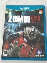 ZombiU (Nintendo Wii U, 2012) Zombie U - $9.20