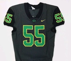 NIKE Oregon Ducks Football Mens Team Jersey Large  $175 Pac12 - $60.30