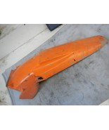 REAR FENDER MUD GUARD 1998 98 KTM 300 MXC EXC - $24.99