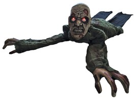 Animated Crawling Zombie Grave Walking Dead Prop - €41,42 EUR