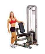 Body Solid Pro ClubLine Leg Extension Machine,Exercise Equipment,Fitness... - $2,299.00