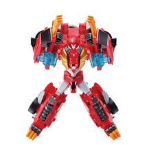 Tobot Leo Kaiser Transformation Action Figure Toy Robot image 4