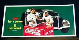 Coca-Cola Sign AA-191801 Collectible image 2