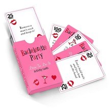 52 Card Bachelorette Party Dare Game Drinking & Scavenger Hunt Cards Fun... - £8.71 GBP