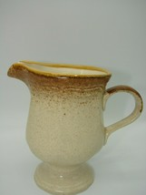 Mikasa Whole Wheat No Design E8000 1 Creamer Perfect Condition - $21.49