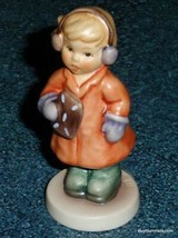 """Sweet Treats"" Goebel Hummel Figurine #2067/A TMK8 From 2000 Mother's Da... - $77.59"