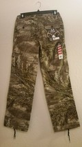 NEW Women M, L, XL Realtree MAX-1 XT Camo Ladies Cargo Pants Camouflage ... - $17.95