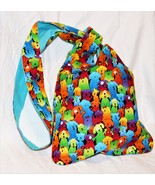 Funny Dogs Knot Bag - $25.75