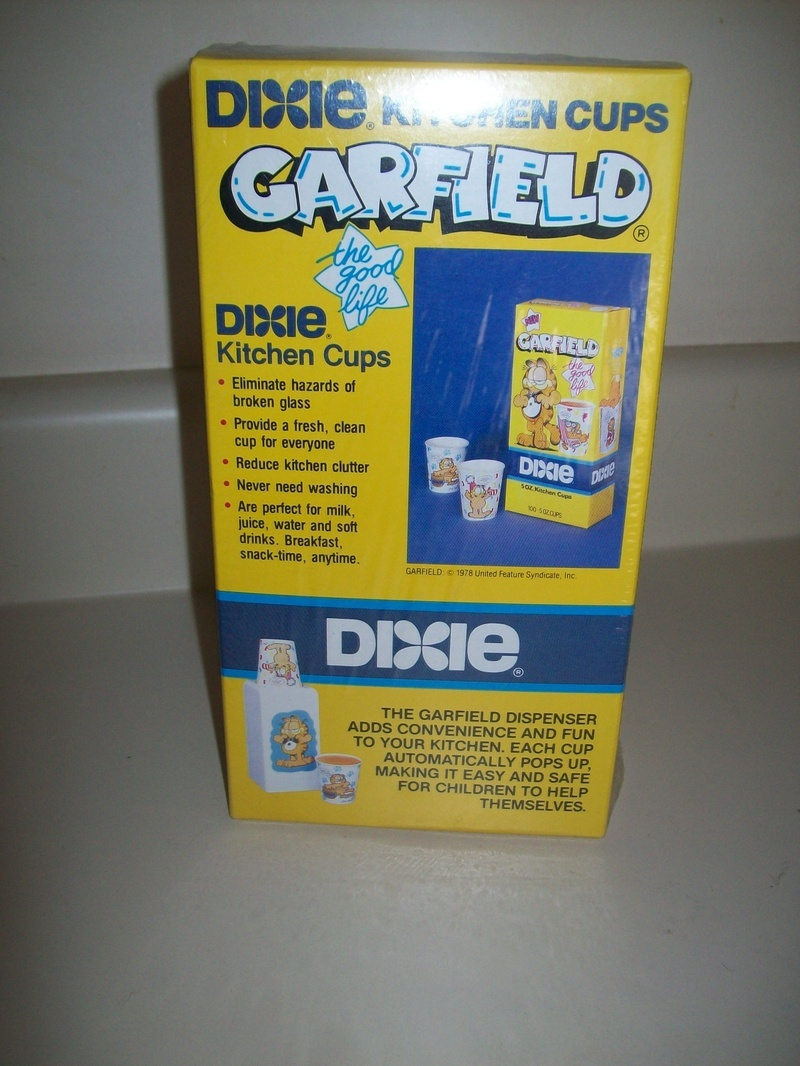 Dixie cup dispenser coupons