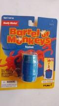 Milton Bradley Hasbro Barrel of Monkeys Game Keychain New in Pkg Sealed - $18.69