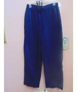 2 Knit Pants-Liz Claiborne Medium Black-Basic Editions Medium Relaxed Fi... - $6.92