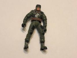 2002 G.I. JOE Action Figure Frostbite ( Ref # 33-69 ) - $8.00