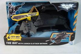 "BATMAN THE DARK KNIGHT RISES ELECTRONIC "" THE BAT"" NEW!! - $19.79"