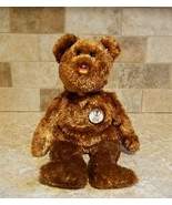 Ty Beanie Baby Germany Plush Toy Teddy Bear - FIFA 2002 World Cup Soccer - $9.89