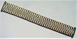 Vintage Speidel Gold Top Men's Watch Band NOS - $24.95