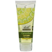 100 % Natural | Sri Sri Ayurveda Cucumber Lemon Face Wash - $15.78