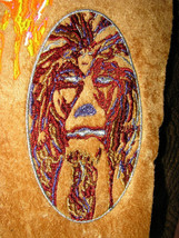 Custom Lion Patches~USA Hand-Made~Double Image Art~Big Foot, Yetti~Monst... - $25.00