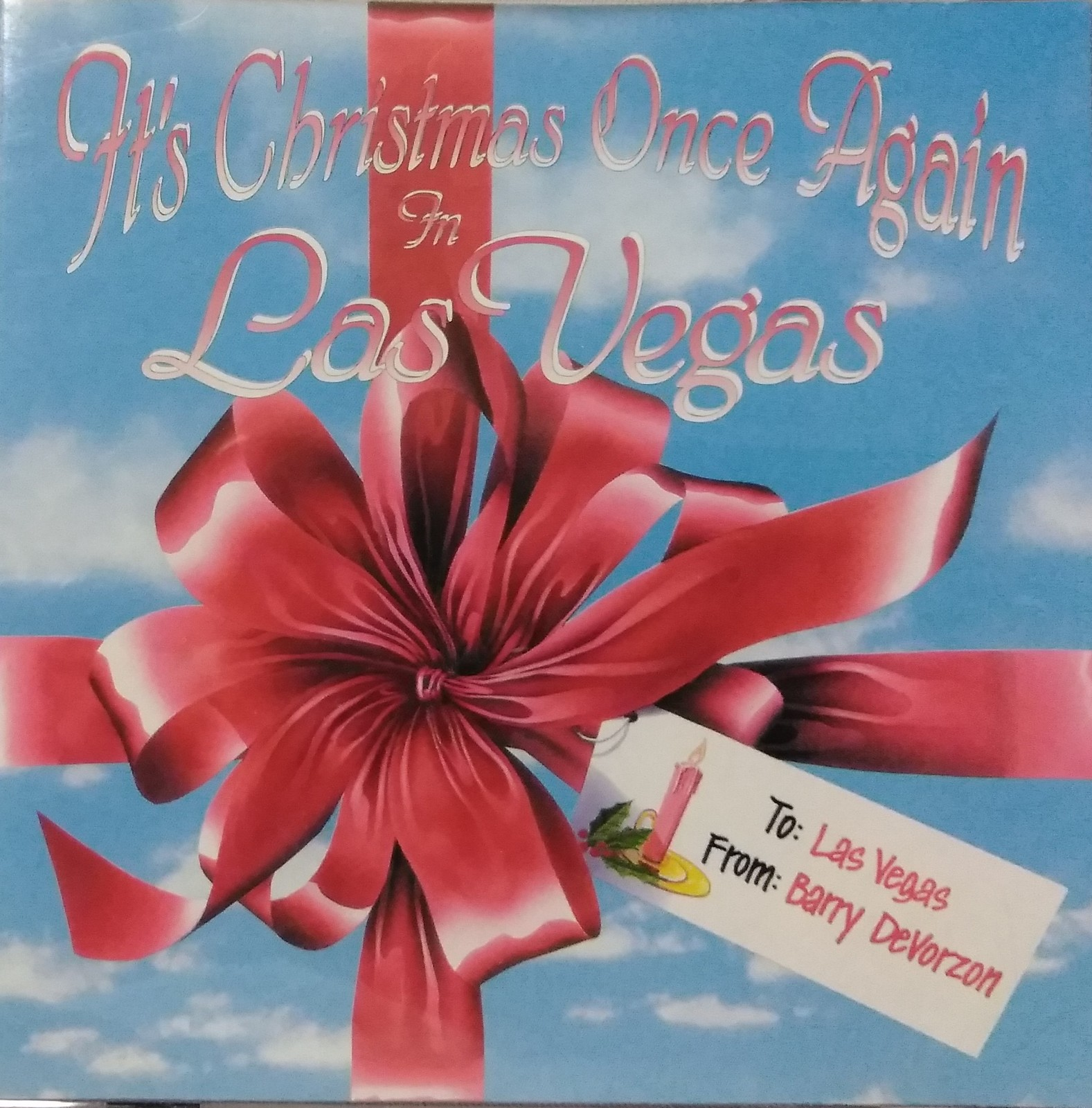 Primary image for It's Christmas Once Again in Las Vegas  CD