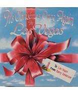 It's Christmas Once Again in Las Vegas  CD - $4.95