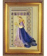 Celtic Spring cross stitch Lavendar & Lace Marilyn Leavitt-Imblum - $12.60