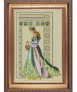 Celtic Summer cross stitch Lavendar & Lace Marilyn Leavitt-Imblum - $14.40