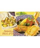 Bon Appetit Appetizers & Hors d'Oeuvres [Paperback] Bon Appetit  - $2.99