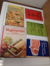 Vintage cook books lot of 5 - $19.99