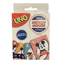 UNO Disney Mickey Mouse & Friends Edition