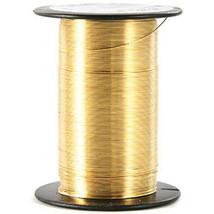 Craft Wire 28 Gauge 35yd-Gold - $7.64