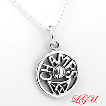 Silver Basketball Champs Charm & Box Chain Necklace - $15.88+