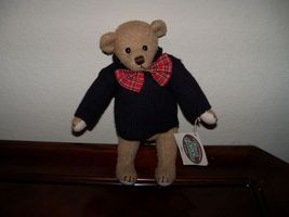 Ganz Cottage Collectibles Teddy Bear~ Tad ~Mint MWT - $25.99
