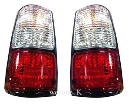 CRYSTAL TAILLIGHTS LAMP WHITE/RED LENS FOR ISUZU TFR PICKUP RODEO 1991 -... - $123.08