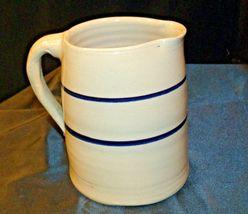 Stoneware Pitcher AA-192059 Vintage image 4