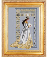 Celtic Winter cross stitch Lavendar & Lace Marilyn Leavitt-Imblum - $14.40