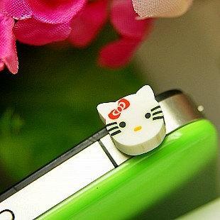 Cute Frog Panda Style Dustproof Anti Dust Plugs Cap Earphone Jack 3.5mm for iPho image 4