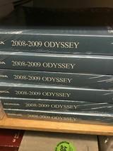 2008 2009 Honda ODYSSEY Electrical Troubleshooting Wiring Shop Manual OEM - $13.81