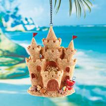 Resin Sandcastle Birdhouse - $23.50