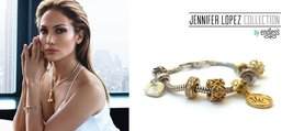 Endless Jewelry Sterling Silver Gold Plated Jennifer Lopez White Cubic Zirconia  image 2