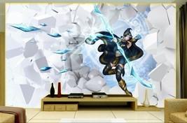 3D Mächtige Krieger 526 Fototapeten Wandbild Fototapete BildTapete Familie - $52.21+