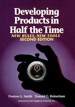 Developing Products in Half the Time: New Rules, New Tools, 2nd Edition ... - $24.95