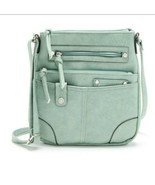 Chateau International Normandy Crossbody Bag Purse Mint Green - $27.72
