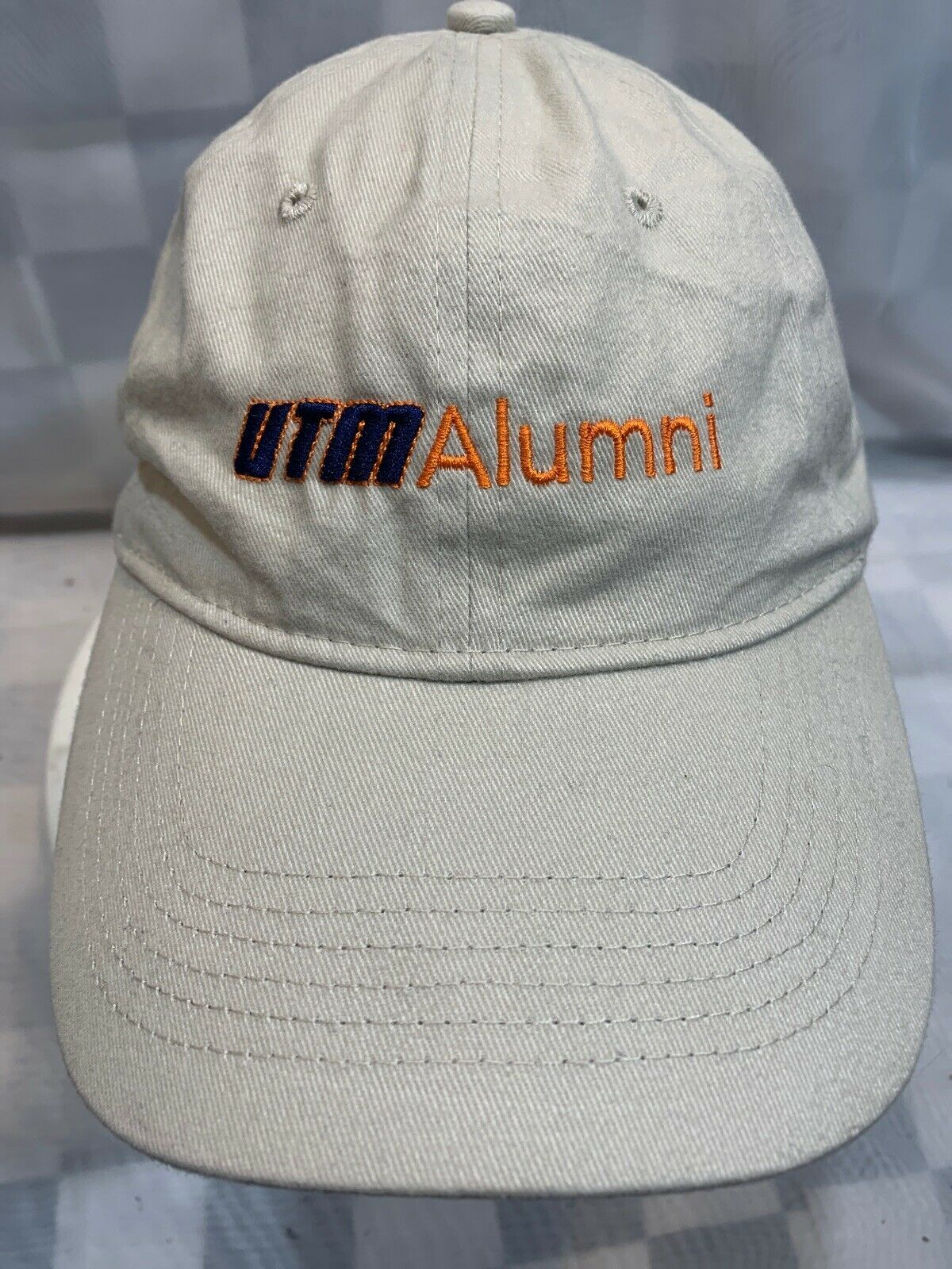 Primary image for UTM Alumni Adjustable Adult Baseball Ball Cap Hat