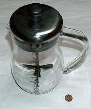 "Bodum Soplado Cristal 8"" Chocolariete Chocolate Caliente Maker Batidora - $37.11 CAD"