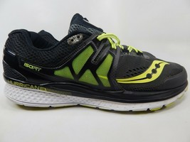 Saucony Hurricaine Iso 3 Taille 12 M (D) Ue 46.5 Homme Chaussures Course Gris