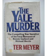 The Yale Murder by Peter Meyer (1981, Hardcover) - $4.74