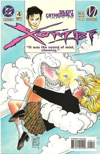 Xombi #4 [Comic] [Jan 01, 1994] John Rozum and J. J. Birch