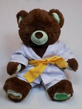 The Build a Bear Thin Mints Girl Scout Cookies Teddy Karate Yellow Belt Uniform - $19.99