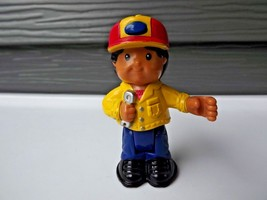 Fisher Price Little People Construction Worker Roberto Play Figure - $5.22