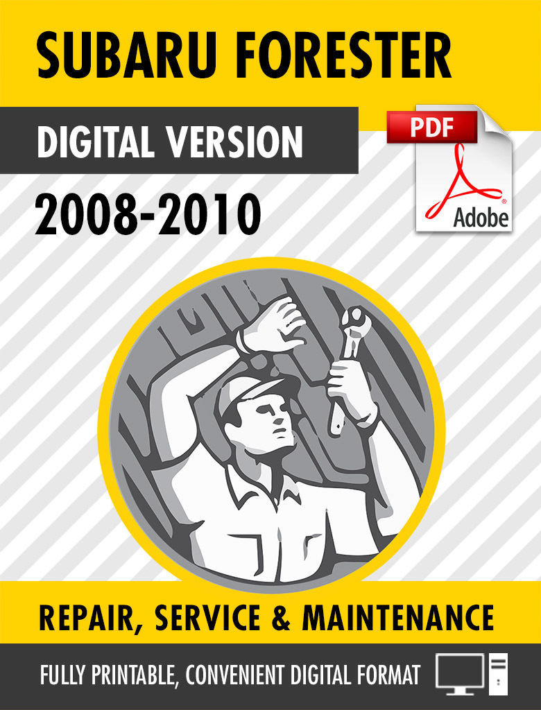 2008 2011 subaru forester factory repair and 45 similar items rh bonanza com 2011 subaru impreza service manual pdf 2011 subaru forester service manual pdf