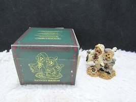 1997 Boyd's Resin Winkie & Dink as the Lambs Nativity Series #3 Collectible - $12.95